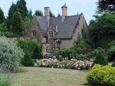 Gardener's cottage, Newstead Abbey