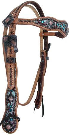 I want this and a blue saddle pad
