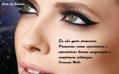 """Casa de Euterpe: """"Eu não quero promessas... - Fernanda Mello"""