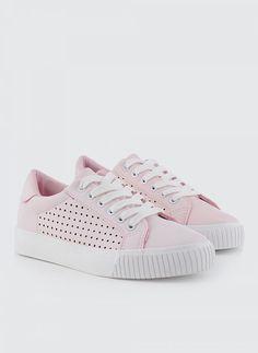 FLATFORM SNEAKERS 61021/3 - The Fashion Project - Γυναικεία παπούτσια, ρούχα, αξεσουάρ