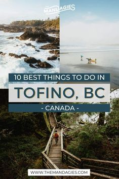 Cool Places To Visit, Places To Travel, Long Beach Resort, Tofino Bc, Canadian Travel, Voyage Europe, Vancouver Island, British Columbia, Adventure Travel