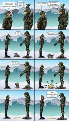Halo sketch number two Funny Gaming Memes, Gamer Humor, Stupid Funny Memes, Hilarious, Video Game Logic, Video Games Funny, Funny Games, Halo Funny, Rage Comic