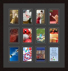 118 Best Photo Displays Images Picture Frame Cadre Photo Do Crafts