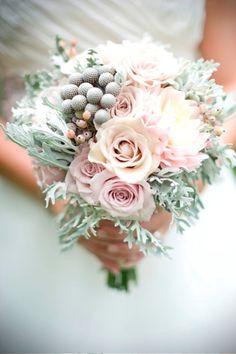 25 Stunning Pastel Wedding Bouquets - Weddingomania
