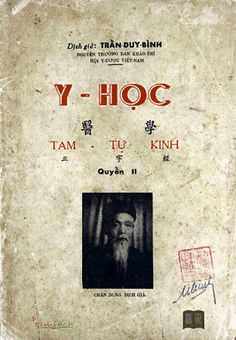 Y Học Tam Tự Kinh Quyển 2 (NXB Sài Gòn 1960) - Trần Duy Bình, 148 Trang