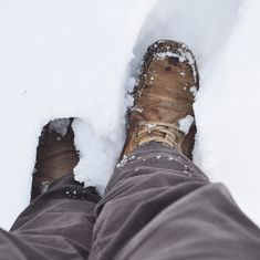 Just happy to walk through the snow Winter Fun, Winter Snow, Winter Time, First Snow, Hiking Boots, Walking, Happy, Shoes, Instagram