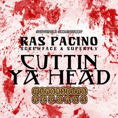 Ras Pacino - Cuttin Ya Head (Single) Banner Artwork by Kenji