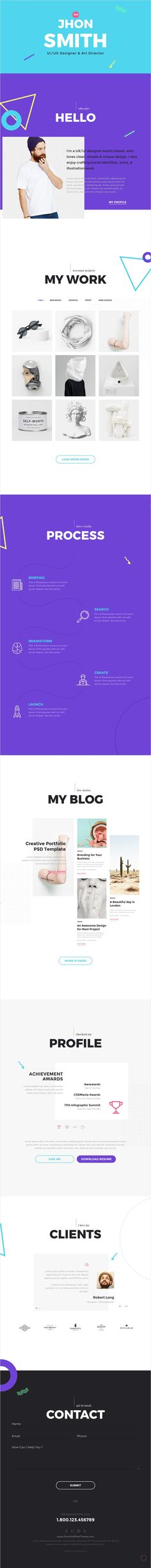 oracle CV Resume Personal Template Personal portfolio, Adobe and - bootstrap resume template