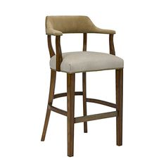 Hither Hills Studio Counter Stool - Dining Chairs - Furniture - Products - Ralph Lauren Home Beach Furniture, Dining Room Furniture, Bar Stools With Backs, Kitchen Counter Stools, Cabinet Furniture, Chairs For Sale, Upholstered Dining Chairs, Upholstery, House Design
