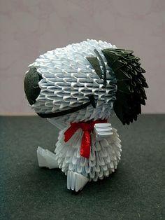 Origami - Snoopy