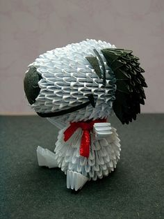 Origami - Snoopy