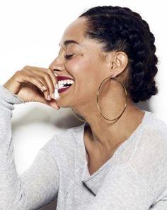 Tracee Ellis Ross in Uptown Mag: Talks Hair, Love and Career
