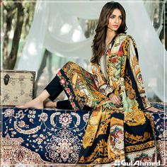 gul ahmed wedding collection 2016 - Google Search