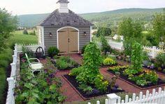 Potager: Best Garden Design Ideas