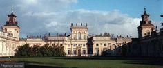 Pałac w Wilanowie (fot. Waldek Gorlewski / Agencja Gazeta)