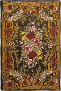 View this beautiful Antique Bessarabian Kilim 46536 from Nazmiyal's fine antique rugs and decorative carpet collection.