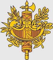 Bouclier de la République Française