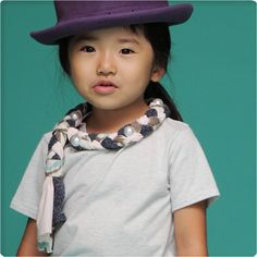 Braided Scarf, by StoryTime