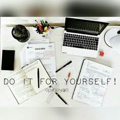 final week, do it for yourself, study, study hard