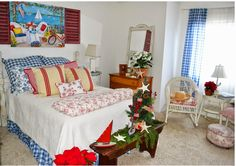 A Joyful Cottage: Living Large In Small Spaces - Erin's Charming Christmas Cottage