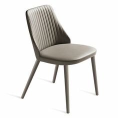 Contemporary chair / fabric / water-resistant fabric / wood BREAK by Enzo Berti Bross Italia