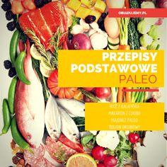 W menu paleo znajdziesz kilka przepisów, bez których Twoje dania się nie obędą. Kliknij w pin i zobacz przepisy na najbardziej podstawowe dania. od @Obiadujemy.pl.pl.pl