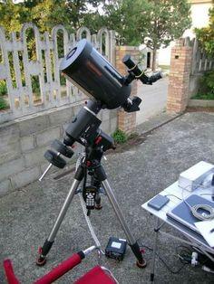 """Osservare il cielo  SCT 8"""" CELESTRON"""