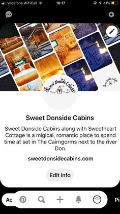 Holiday accommodation in the Cairngorms Cairngorms, Holiday Accommodation, Romantic Places, Wild And Free, Cabins, Sweet, Candy, Cottages, Cabin
