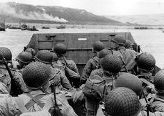 World War 2 Battle Pictures | World War Stories-Omaha Beach Landing WWll