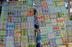 Goose and Gander: The Caravan Quilts - Margaret Davidson
