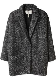 les anti-modernes*: lust and found: Isabel Marant 'bator' coat