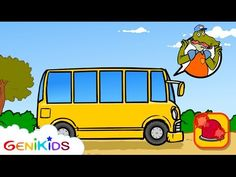 La sécurité dans les transports - Dessin animé éducatif Genikids - YouTube French Immersion, Anime, Animation, Discovery, Youtube, Kids, Kindergarten Classroom, French Lessons, Nursery Rhymes