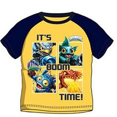 Disney - Camiseta de manga corta - para niño amarillo 4 años #camiseta #realidadaumentada #ideas #regalo