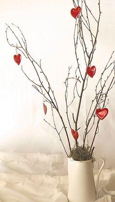 #Valentine's Day arrangement!