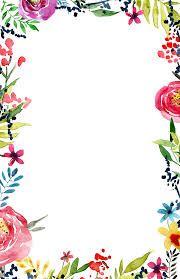 """Résultat de recherche d'images pour """"flower borders images free"""""""
