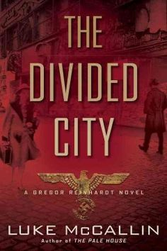 """I love mysteries and thrillers and I love books set during and around World War II so this is a must read for me. """" When a man is found slain in a broken-down tenement, Reinhardt embarks on a gruesome investigation. It seems a serial killer is on the loose, and matters only escalate when it's discovered that one of the victims was the brother of a Nazi scientist."""" To place a hold on this book click on the book cover image.---Tara"""