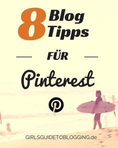 Pinterest ist ein wichtiger Faktor um mehr Traffic auf deinen Blog zu bekommen und darüber auch potentielle neue Leser. Aus diesem Grund widmen wir uns heute der Optimierung deiner Pinterest Strate…