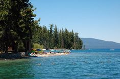 Top Five Tahoe Campgrounds Near the Water - 7x7 Bay Area