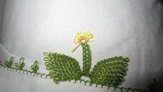 İğne Oyası Bahar Çiçeği Yapılışı | Hobilendik