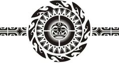 Resultado de imagem para maori perna desenho