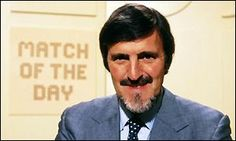 Jimmy Hill presenting Match of the Day