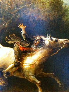 ICHABOD CRANE (The Legend Of Sleepy Hollow)