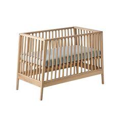 LINEA by Leander baby cot - Danish nursery furniture Leander Cot, Junior Bed, Joy Of Living, Nursery Furniture, Decoration, Kids Bedroom, Cribs, Mattress, Playroom