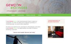 WordPress website - Praktijk Gewoonbyzonder