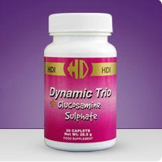 HDI Dynamic Trio + Glucosamine Sulphate memadukan HDI Dynamic Trio (#BeePollen, #BeePropolis dan #Royaljelly) dengan khasiat Glucosamine sulphate, chondroitin dan MSM. #SuplemenSendi #SendiSehat #Glucosamine #MSM #Chondroitin Info: Kuria 085286303619 bbm 2690965B