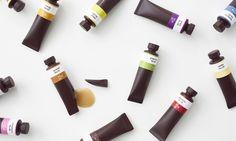 Nendo navrhli čokoládu jako sadu olejových barev