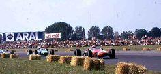 Derek Bell - Ferrari Dino 166 V6 - SpA Ferrari SEFAC - III Flugplatzrennen Tulln-Langenlebarn 1968