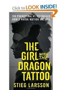 The Girl with the Dragon Tattoo: Book 1 of the Millennium Trilogy (Vintage Crime/Black Lizard): Stieg Larsson: 9780307949486: Amazon.com: Books