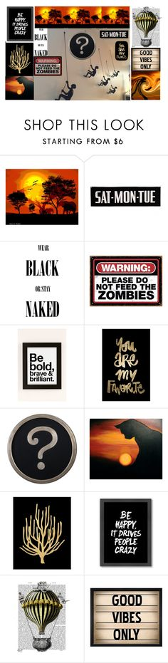 """""""Crazy People"""" by thevintagecinderella ❤ liked on Polyvore featuring interior, interiors, interior design, home, home decor, interior decorating, Urban Outfitters, Oliver Gal Artist Co., Barclay Butera and Americanflat"""