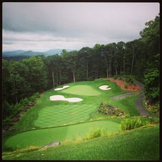 Get the deets on my latest golf adventure to Old Edwards Inn and Spa in Highlands, N.C. in this blog: Playing a Round at Old Edwards Club